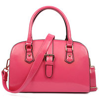 Factory Wholesale Fashion Design Leather Ladies Handbag