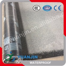 SBS viscous asphalt waterproof membrane for side wall