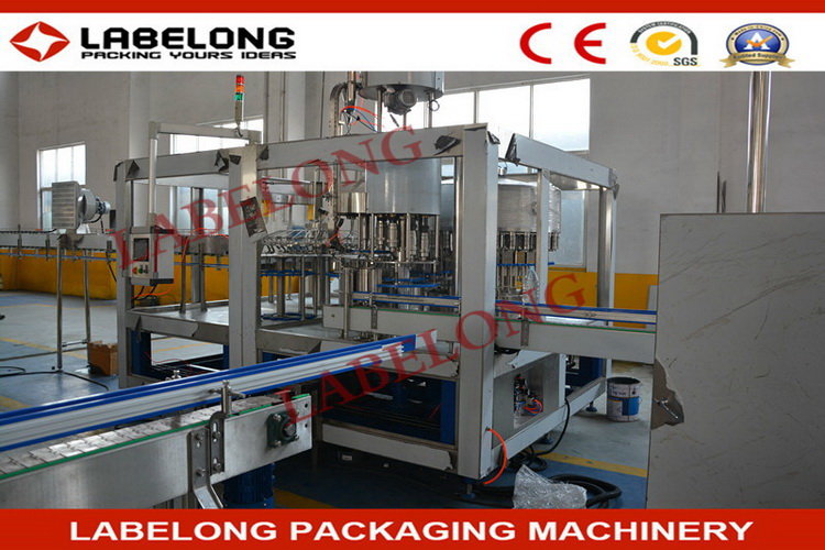 Cheaper fast delivery pure water filling machine bottler