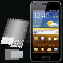 New 5X clear LCD screen protector guard cover for Samsung galaxy S Advance i9070