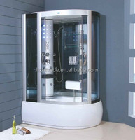 hot-selled luxury completed shower room & steam sauna shower room with nozzle