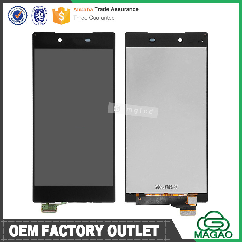 Ultra high quality for sony xperia z5 premium luxu lcd screen assembly