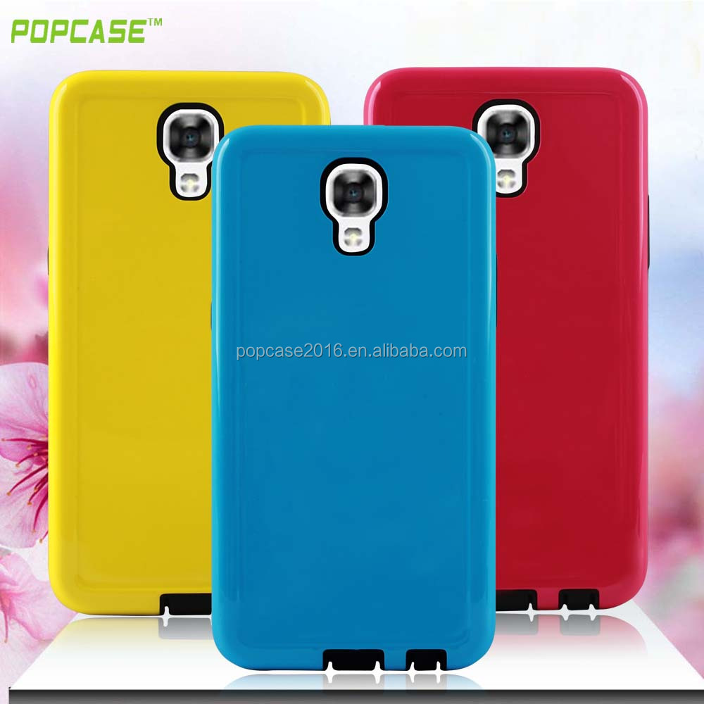 High quality eco-friendly material PC TPU phone back case cover Full Size for LG