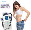 Coolplas fat cell freezing weight loss fat reduce vacuum aesthetic machine cool tech machine