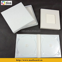 Wedding DVD Cases,Leather CD Holder,1 Picture 2Disc wholesale