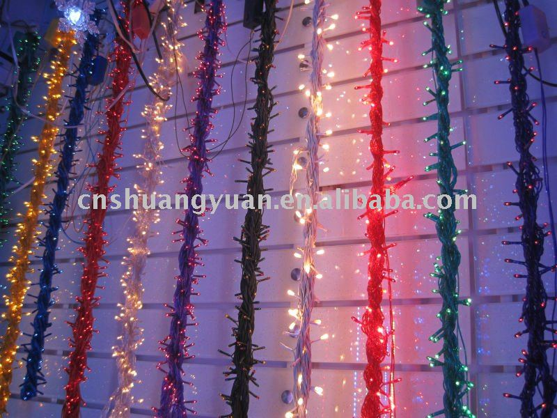 Decorative LED Christmas String light