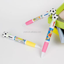 exclusive patent pen Football 4 colors big pen plastic pen