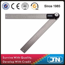 woodworking hand tools stainless steel digital folding ruler