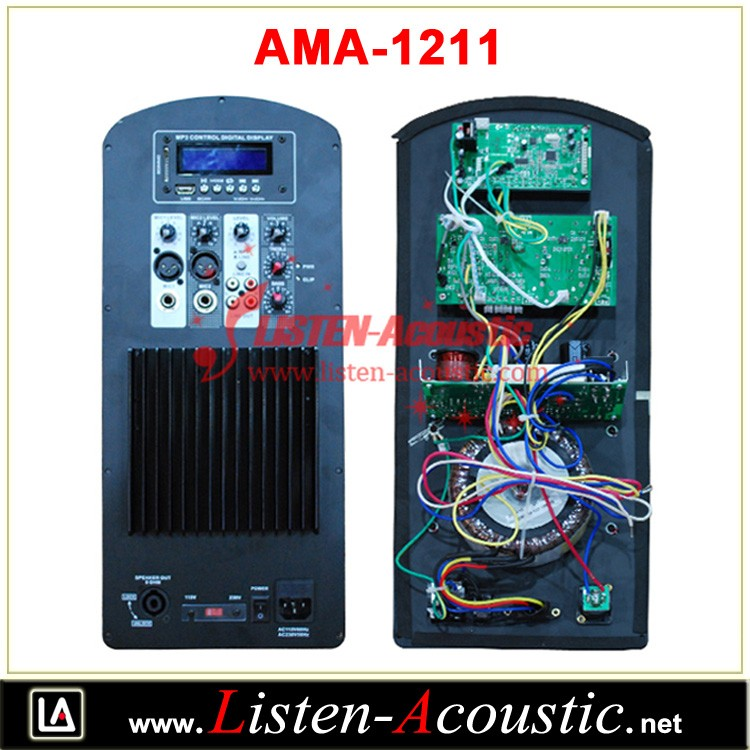 240 Watts Speaker Analog Amplifier Plate AMA-1211