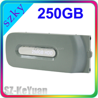 For XBOX 360 Price in China 250GB Hard Disk for XBOX 360 Fat