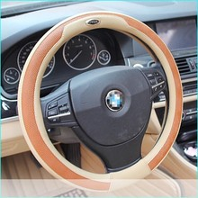 Size Can Be Customized Leather Steering Wheel Cover/Car Steering Wheel Cover/ Particles together steering wheel covers