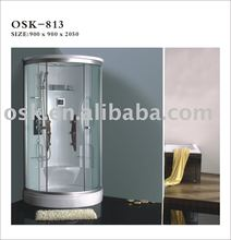 Complete Shower Cabin with Steam OSK 813 Sanitary Ware