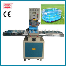 PVC inflatable products swimming pool high frequency welding machine