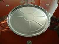 NO.12 NO.6A NO.2 disposable aluminum foil pan manufacture wholesale alumnium foil pizza pan round alumnium foil pizza pan