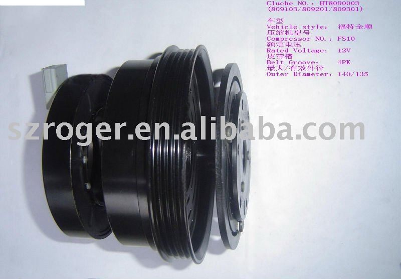 Car Compressor Clutch for Ford