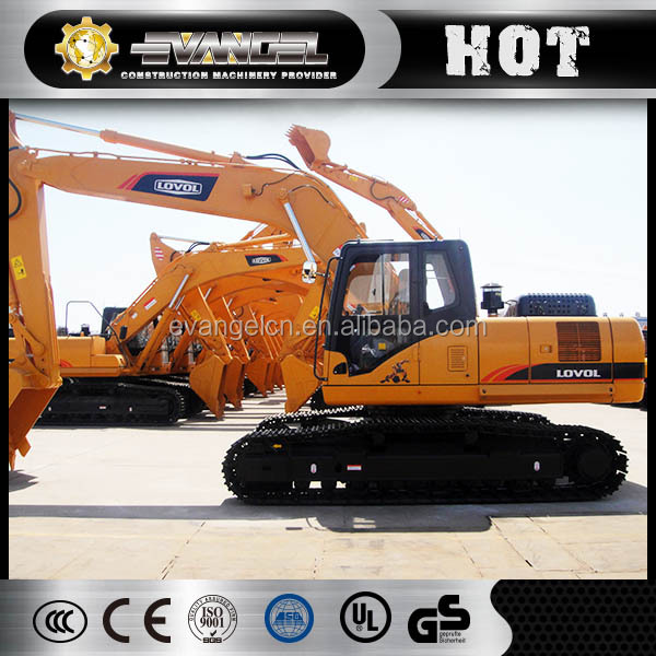 Long boom excavator cheap price FOTON FR260 25 ton crawler Excavator For Sale