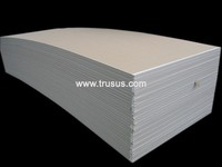CE Approved Wood Fiber Reinforced Classic Gypsum Board Producer