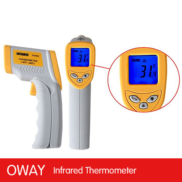 Newest more stable digital thermometer high precision