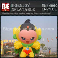 Customized calabash boys inflatable cartoon advertising model