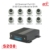 DTY Remote view h.264 hi-tech XM 3g wifi gps 8 channel car dvr, cctv bus 8ch dvr with ce rohs