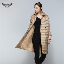 High quality with low price down jacket for women