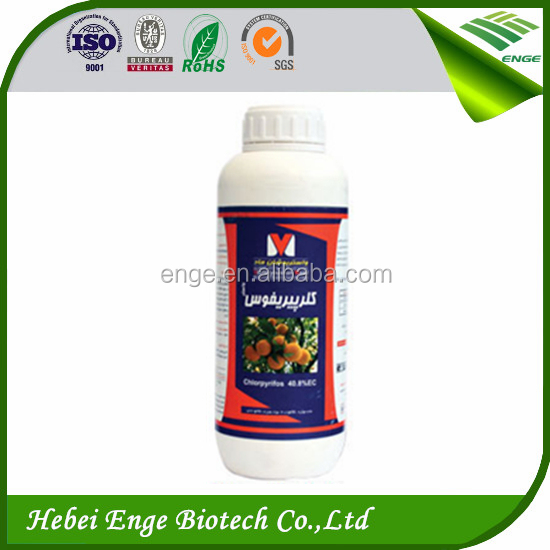 Agrochemical pesticide high-efficiency Lorsban Chlorpyrifos 48%EC