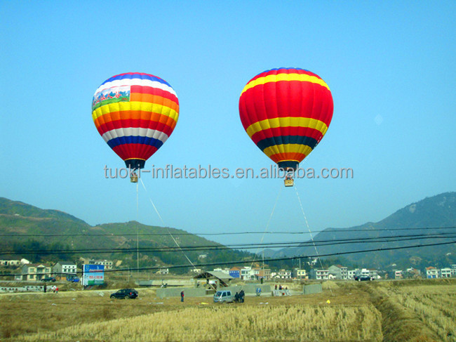 high quality fire balloon hot balloon price