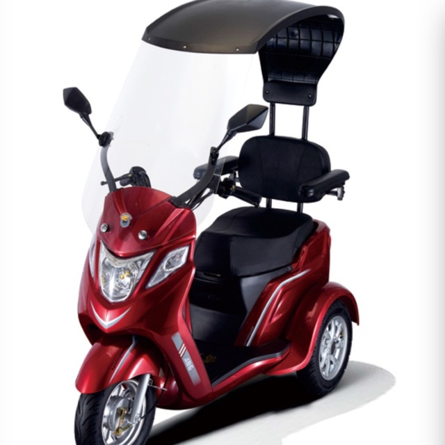 hot sale adult three wheeled electric mobility tricycle bike