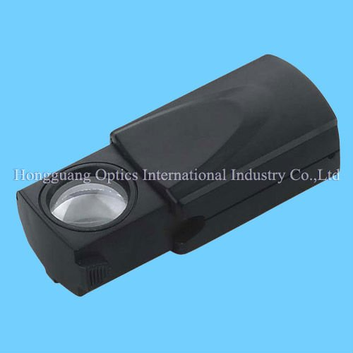 LED 20X jewelers loupe