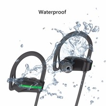 SK-08 sports bluetooth headphones waterproof wireless earphones