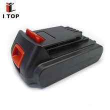 Wholesale OEM 18V Li-ion 18650 manufacture rechargeable power tools battery for Black& Decker A1518L, LB018-OPE