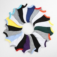 The cheapest ankle socks china socks wholesale no MOQ