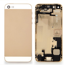 For iPhone5 Rear Frame Back Cover , For iPhone 5 Housing