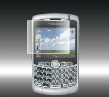 Newest hot model matte screen protector for blackberry9700