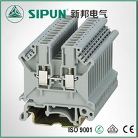 1-60 Number of Contacts Phoenix contact type din rail terminal blocks