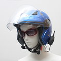 1200m Wireless Blutooth motorcycles intercom helmet headset for bicycle