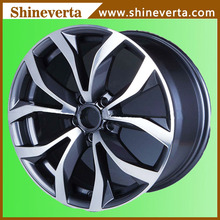 Aluminum alloy truck wheel die casting mould