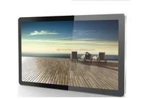 85 inch LED TV Standing Indoor/outdoor Advertising Display/solar panel price for hotel tv