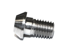 Grade5 titanium sprocket bolt for bicycle
