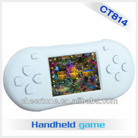 "2.5"" screen handheld game player, 16 bit handheld game console, digital game player"