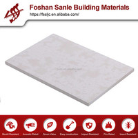 fireproof 2440 x 1220 mm calcium silicate / fiber cement board / sheet / panel
