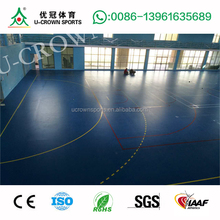 Indoor Multi-purpose Sports Flooring for School Gym,Basketball court