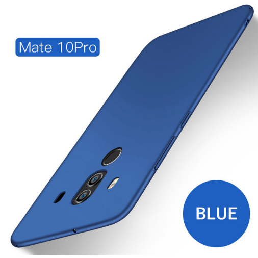 Full Cover Ultra Thin Plastic Protective Case For Huawei Mate 10 Pro