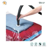 Extra large vacuum storage bags clothes travel