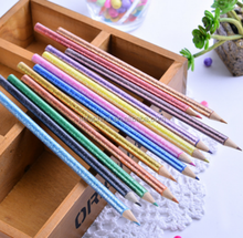 Wooden Red Colored Pencils Bulk