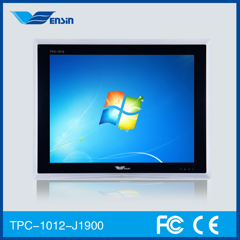12 Inch TPC-1012-E3845/J1900 tablet touch screen