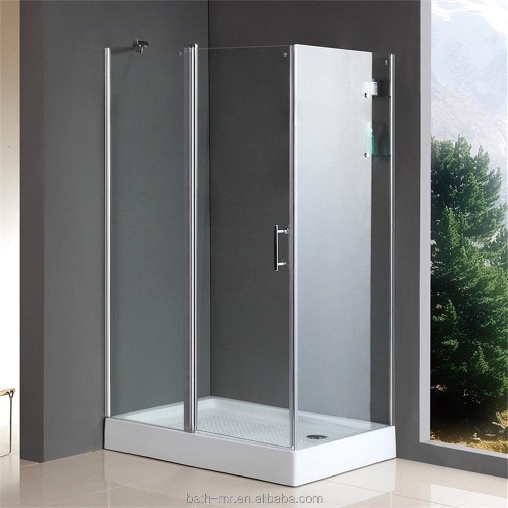 grossiste douche verre sur mesure acheter les meilleurs douche verre sur mesure lots de la chine. Black Bedroom Furniture Sets. Home Design Ideas