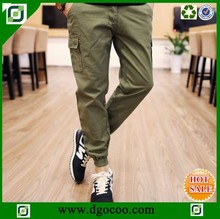men sport trousers pants with pockets side man custom mens jogger pants