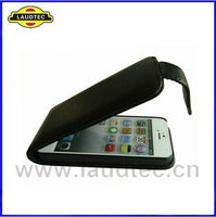 Real Phone Tested For IPhone 5C Flip Style Leather Cover Phone Case New Stock Low Price