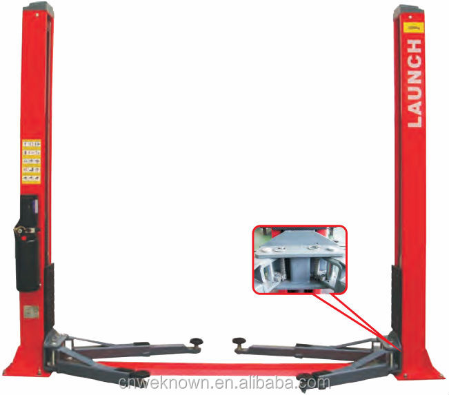 Economical Floor Plate Launch Auto Lift Launch TLT235SB